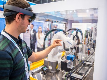 Motor activity at automatica