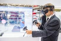 Virtual Reality at automatica