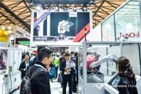 Visitors at productronica china