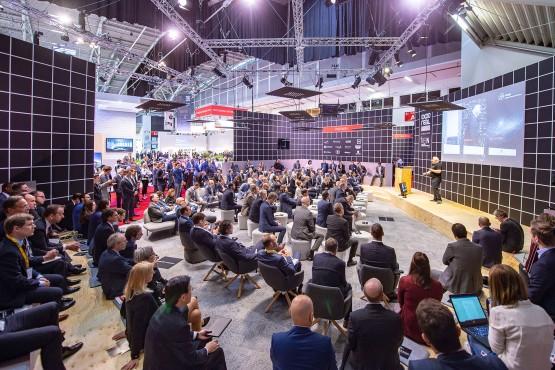 Presentation at EXPO REAL