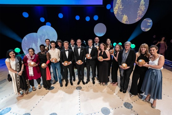 Die Gewinner des GreenTec Awards