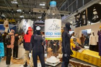 Exhibition space ISPO Munich