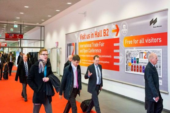 This was IT2Industry@productronica 2017