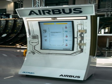 Sidewall Demo Airbus Altran
