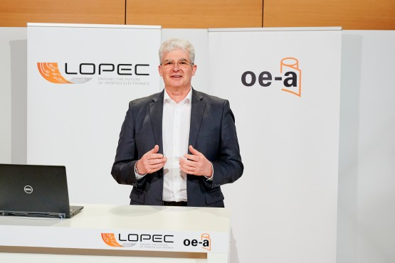 Dr. Klaus Hecker, Managing Director of OE-A