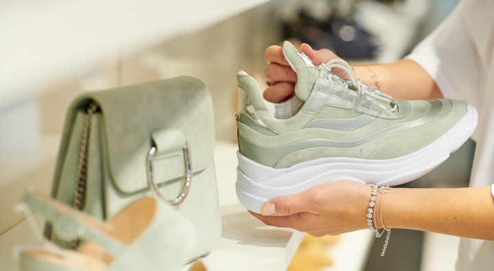Neueste Schuhe zur Saisoneröffnung