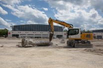 The groundbreaking ceremony for the completion of the Munich Exhibition Center has been set.