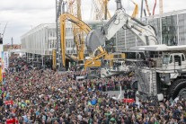 bauma 2016 in Munich