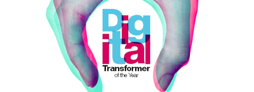 Logo Digital Transformer of the Year