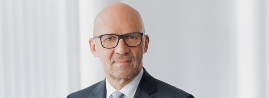 Herr Klaus Dittrich, Messechef