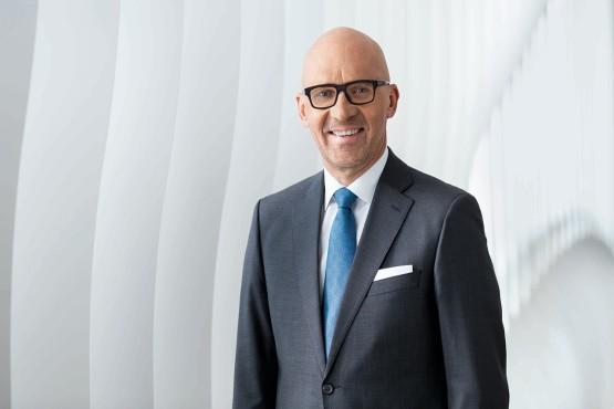 Klaus Dittrich, Vorsitzender der Geschäftsführung Messe München