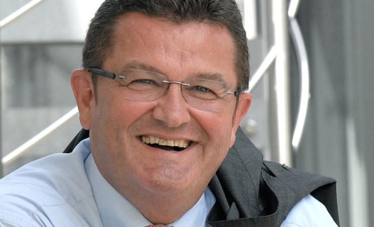 Wirtschaftsminister Franz Josef Pschierer