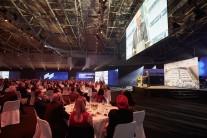 Zwei neue Messehallen vollenden visionäre Idee
