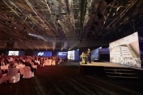 Two new exhibition halls complete a visionary idea