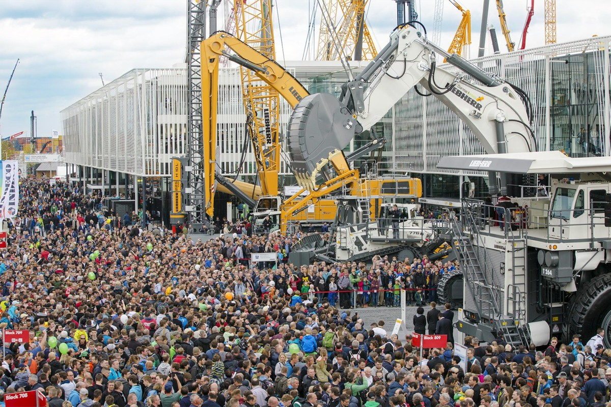 messe m u00fcnchen expects a remarkable year of fairs in 2019