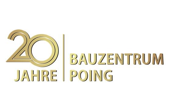 Das Bauzentrum Poing feiert 20-jähriges Jubiläum