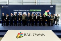 Eröffnung der BAU China