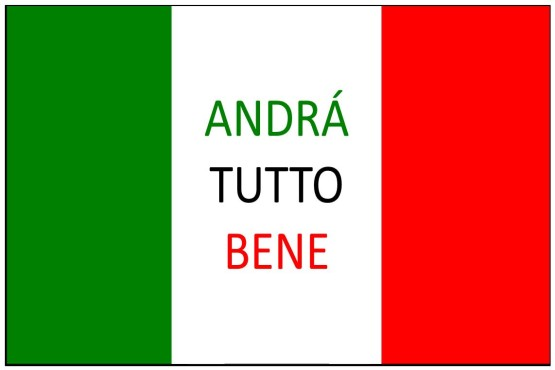 Solidarity with Italy