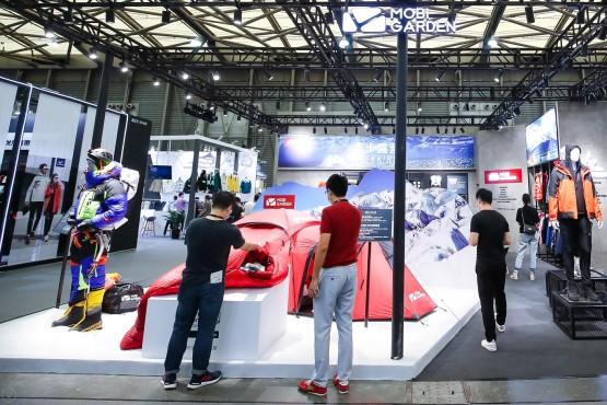 ISPO Shanghai sets an important symbol for restart.