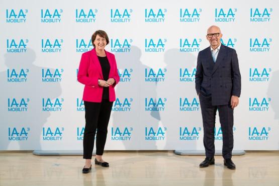 IAA MOBILITY Premiere in Munich