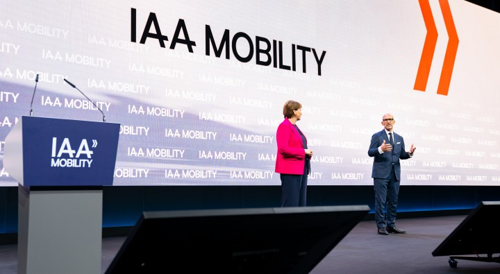 Großer Erfolg in München: IAA MOBILITY als neue globale Plattform für Mobilität etabliert