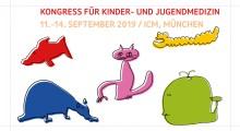 Logo Kinder und Jugendmedizin 2019