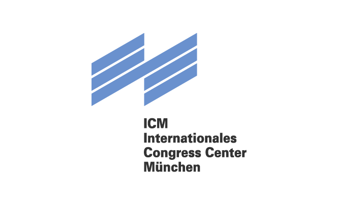 Logo ICM – Internationales Congress Center München