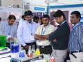 During the three days of the event, 7,042 visitors gathered at the HITEX Exhibition Center in Hyderabad