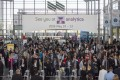 analytica 2016: gathering for the industry