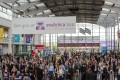 Visitors flocked into the five halls at analytica from the first day of the fair.