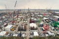 bauma 2019, the largest trade fair in the world, ended Sunday. More than 600,000 people visited the fairgrounds in Munich-Riem during the seven-day exhibition.
