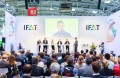 Sustainable plastics management was one of IFAT's key issues, among other during the opening panel