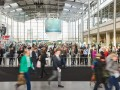 The rush of visitors on the first trade fair day—about 26,000 trade visitors from 75 countries visited INHORGENTA MUNICH on all four trade fair days