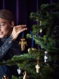 "GEORG JENSEN sets a special trend for Christmas tree decorations: ""The Christmas tree is shimmering with the popular pendants this year again"""