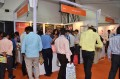 Crowded halls at LASER World of PHOTONICS India 2015