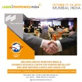 LASER World of PHOTONICS INDIA 2019