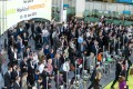 The world's leading trade fair for photonics, the LASER World of PHOTONICS, celebrated its 40th anniversary back in 2013. Photo: Messe München International