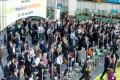 LASER World of PHOTONICS 2013<br>West Entrance<br>Photo: Messe M&uuml;nchen