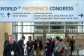 World of Photonics Congress 2013<br>Photo: Messe M&uuml;nchen