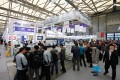 Visitors at productronica China 2016