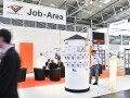 Job-Area at productronica 2013