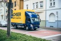 """Dachser Emission-Free Delivery"" combines lightweight and medium-weight electric trucks and will with a total weight of up to 18 tons and combines them with cargo bikes and micro-hubs."