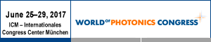 World of Photonics Congress 2017